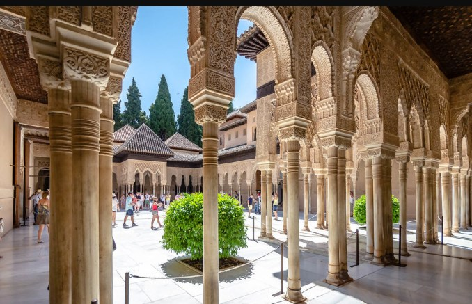 Alhambra Granada - Best Places In Spain For Vacation