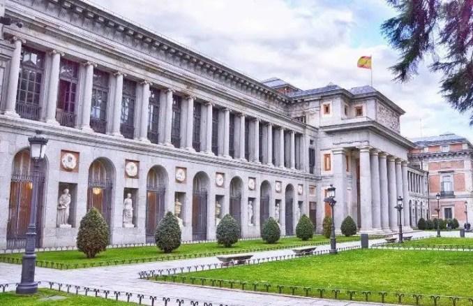 Museo Del Prado Spain