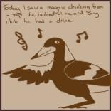 Comic 5 - The Magpie