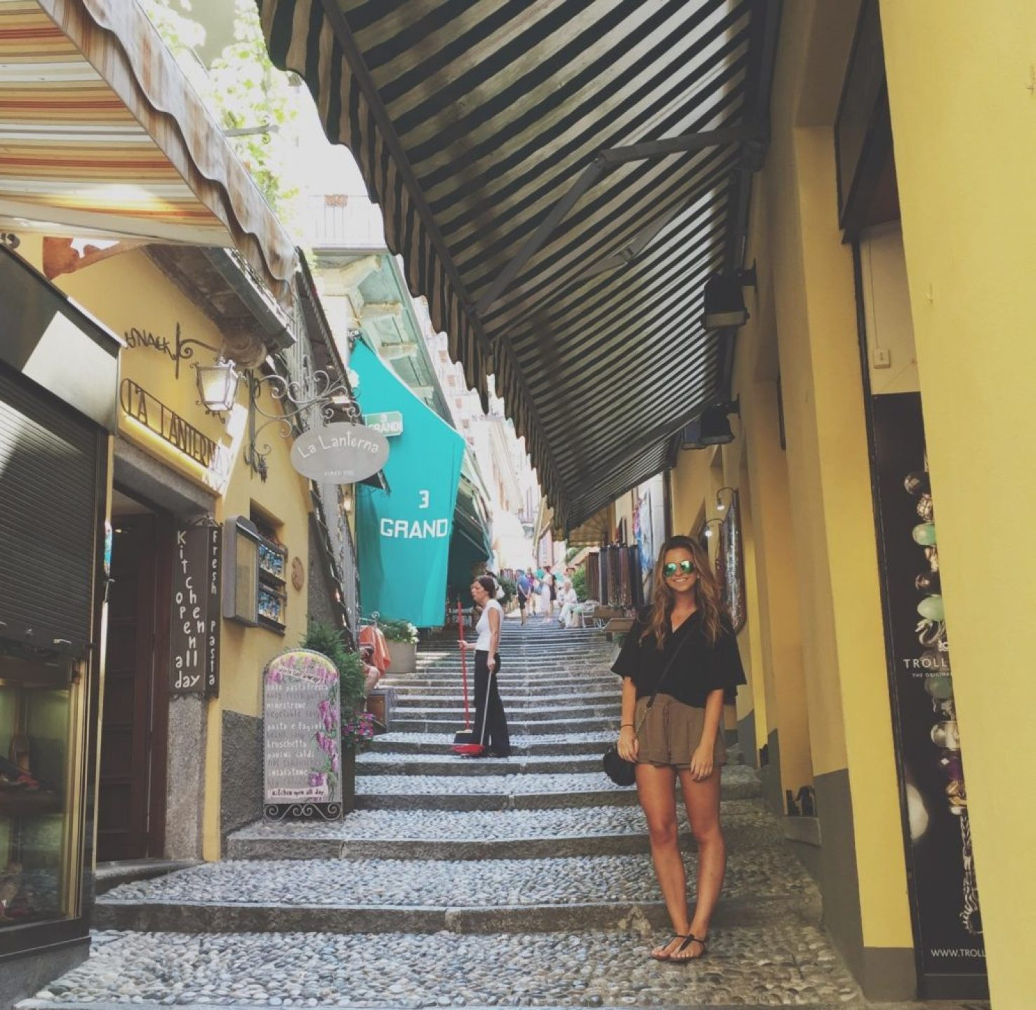 In the summer of 2015, I spent 5 weeks nannying / being an au pair in Italy on Lake Como! Read about my experience, where I traveled, and how I got the job!