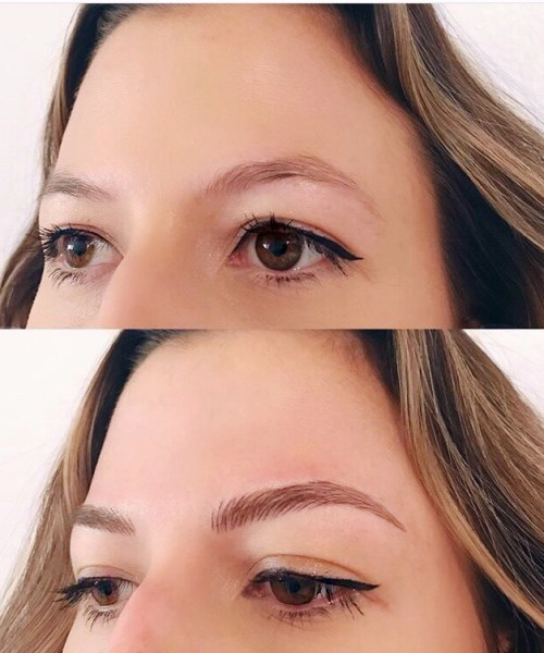 I just got my eyebrows microbladed and am IN LOVE with the results! Read my tips for how to get the most out of your microblading session and aftercare!