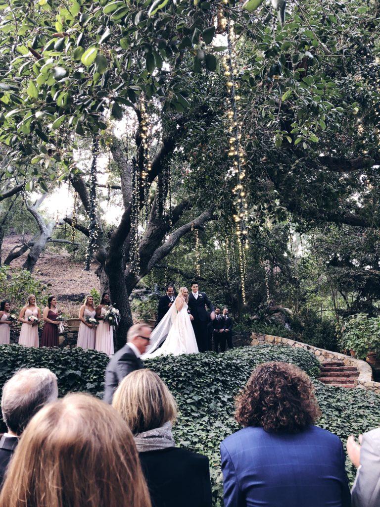 Wedding weekend in Malibu - Becca of According to Bbooks
