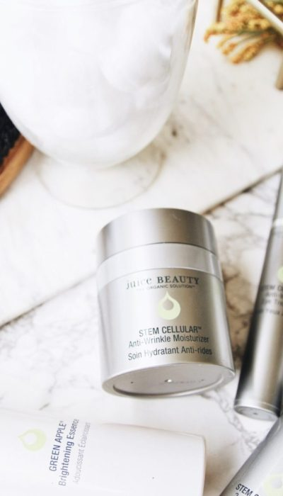 Soo we all know I love skincare. Ever since I turned 25 in March, I have become an anti-aging JUNKIE. I do anything and everything I can to prevent any signs of aging or wrinkles (yep, read my post on getting Dysport at 24 here). Shortly before my birthday, Juice Beauty, which offers