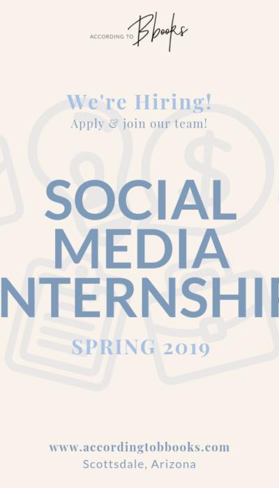 Social Media Marketing Internship Scottsdale, AZ