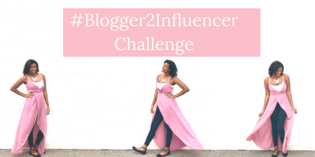 Blogger 2 Influencer Challenge Logo