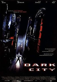 This is the movie we watched, Dark City