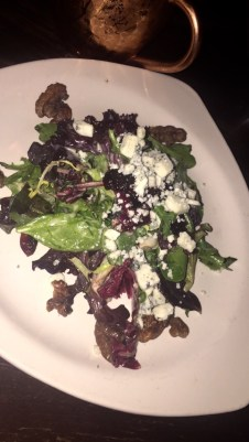 The Mixed Greens Salad