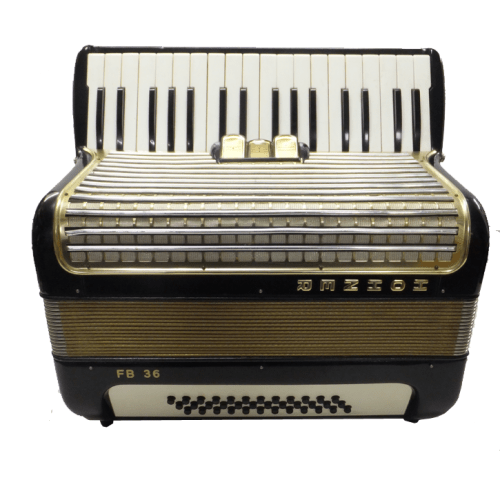 Hohner 120 Bass Accordion Free Base