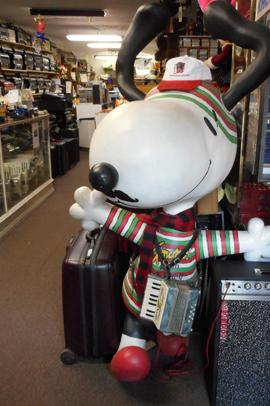 Snoopy 270 x
