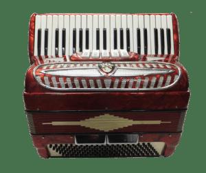 Castiglioni Red 120 bass accordion