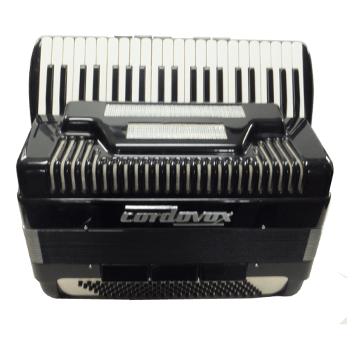 Cordovox 120 Bass Accordion I Mahler Music Center