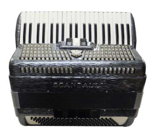 Scandalli Slate 120 Accordion