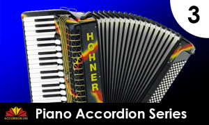 Learn how to play the Piano Accordion: Level 3