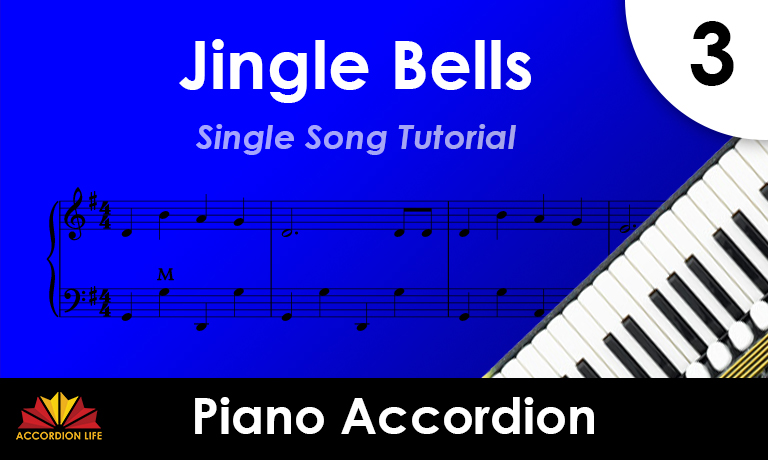 How to Play Jingle Bells on the Piano Accordion