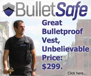 bullet proof vests