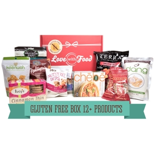 GLUTEN-FREE THREE MONTH GIFT