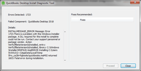 QuickBooks Install Diagnostic Tool - Download, Setup and Use