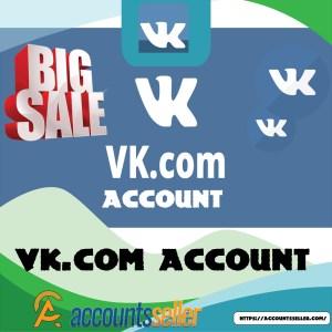 Vk.com Account