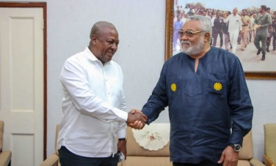 Mahama to speak at this year's 31st December Revolution