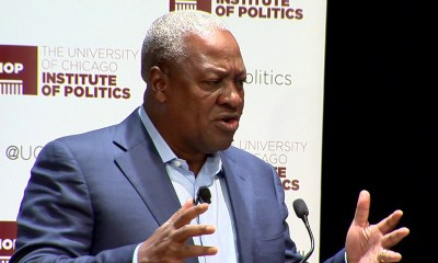 Parliamentary Defense and Interior Committee calls for the arrest of John Mahama