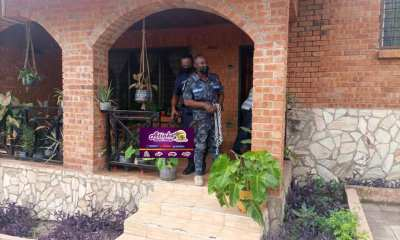 Gay Office At Kwabenya Finally Shut Down by National Security