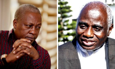 Allow My Lawyers To Argue Further - John Mahama voices out