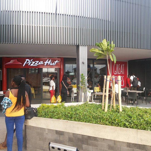 American Food-Serving Restaurants in Accra Pizza Hut