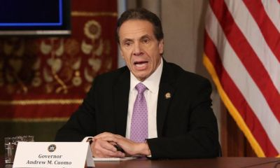 Andrew Cuomo Governor of New York Accused of Sexual Harassment by Aide