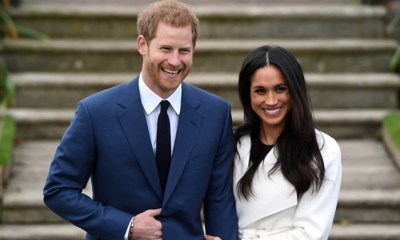 Meghan and Harry split
