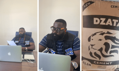 Osafo Maafo's Son Employed At Ibrahim Mahama's Dzata Cement