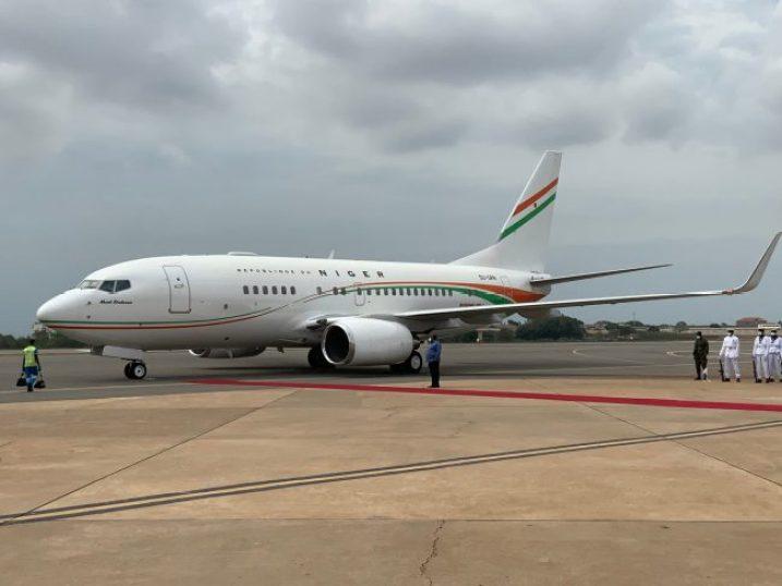 Presidential Jet of the President of Niger
