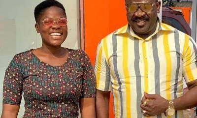 TikTok star Asantewaa