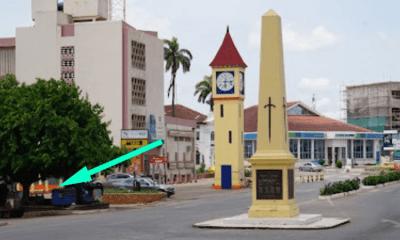 Top Waakye joint in Kumasi