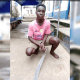 19-year old robber jailed 21 years after slashing a woman's face