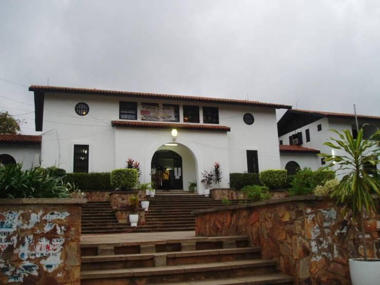 Volta Hall legon - traditional halls at the University of Ghana