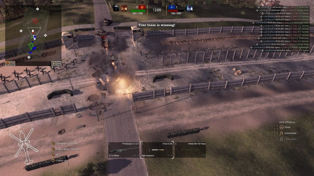 Men of War Assault Squad 2 - Examen de la guerre froide 4