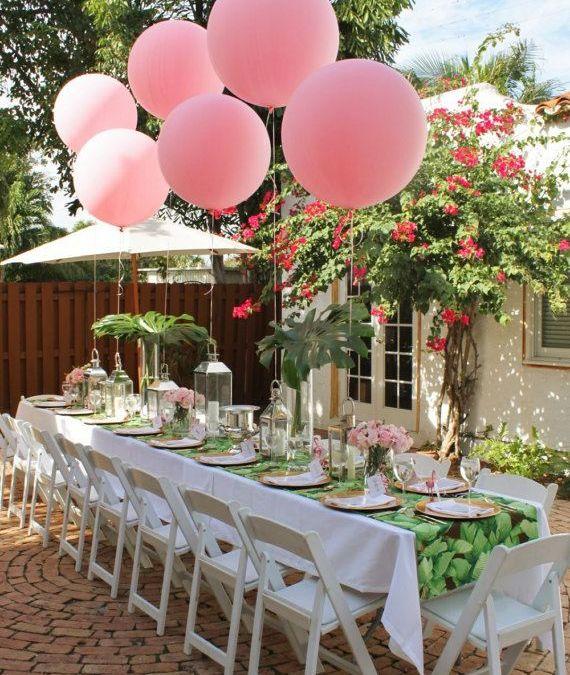 Sur Pinterest Giant Pink Balloon – Large Pink Balloon | Giant Balloon | Wedding