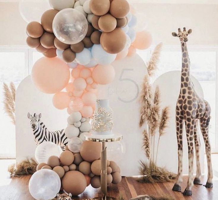 Sur Pinterest From @pampaspeople – gorgeous baby birthday theme