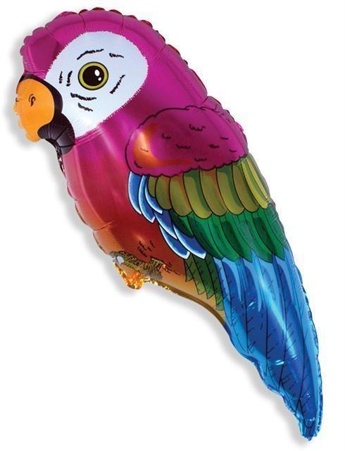 Sur Pinterest Colourful Parrot Balloon 26 Inch Foil Balloon
