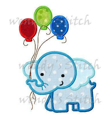 Sur Pinterest Anniversaire ballon anniversaire applique machine broderie design