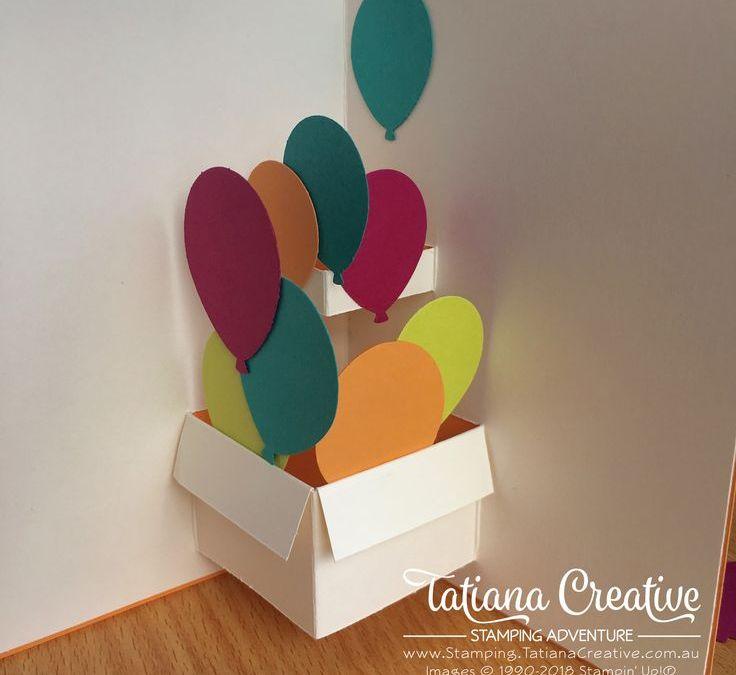 Sur Pinterest Balloon Bouquet Punch – Birthday Balloon Surprise – Tatiana Creative