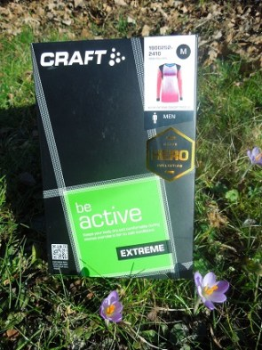 CRAFT sous-couche pour courir Be Active Extreme