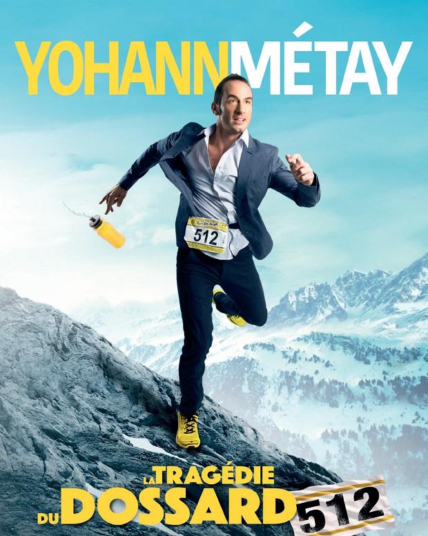 spectacle de Yohann Métay