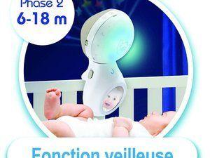 Une nouvelle génération de veilleuse avec INFANTINO
