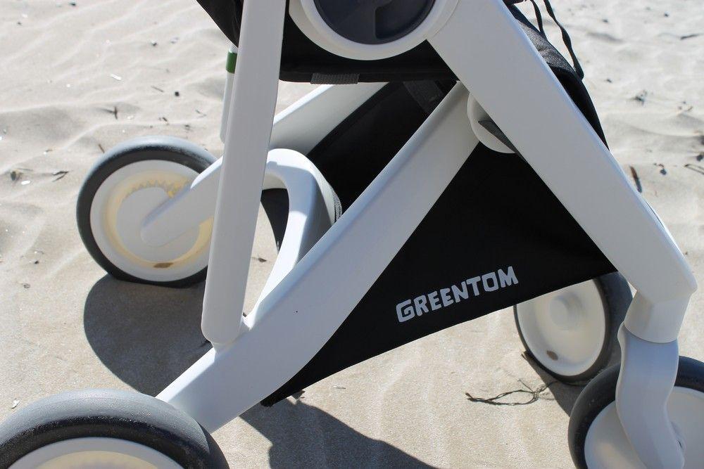 Poussette écolo Greentom Upp Classic
