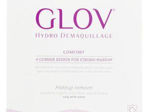 Se netoyer le visage plus naturellement avec les gants Glov