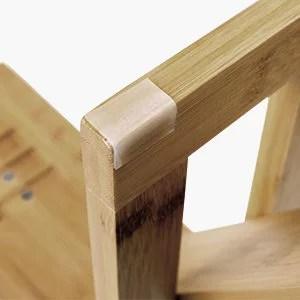 l accroupisseur bambou hauteur ajustable