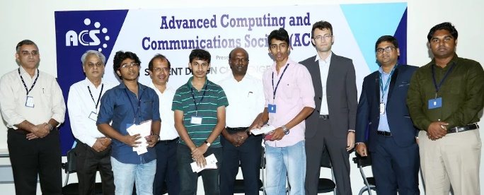Most Promising Project' from Muthoot Institute of Technology & Science, Varikoli