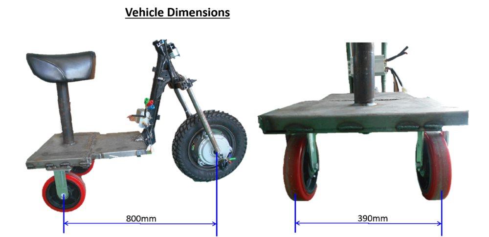 autonomous-target-vehicle-dimensions