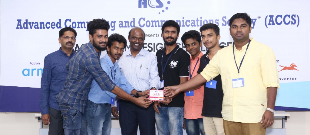 Third Place - Muthoot Institute of Technology & Science, Puthencruz, Kerala